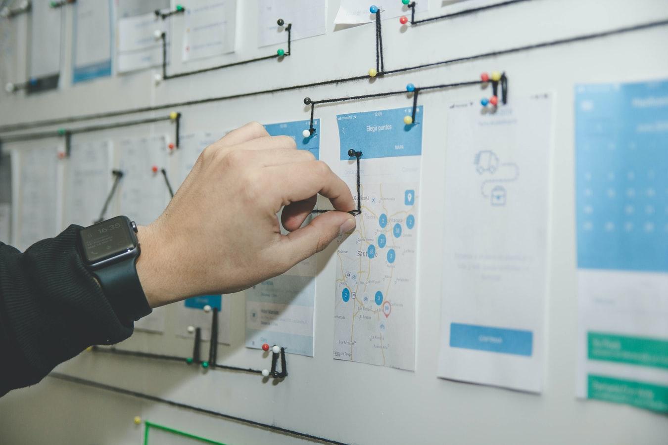 O mapeamento de processos permite a compreensão de dados mais micro em relação a sua empresa!