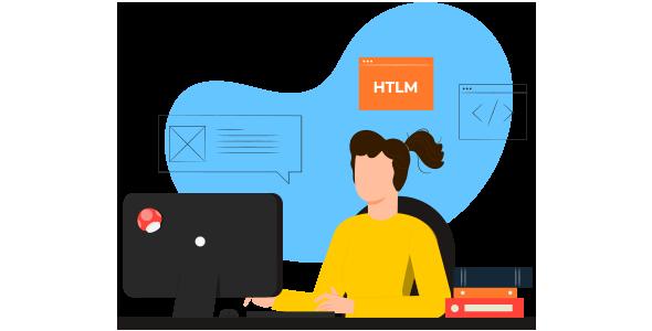 O e-mail marketing em HTML está na cabeça da produtora de marketing digital.